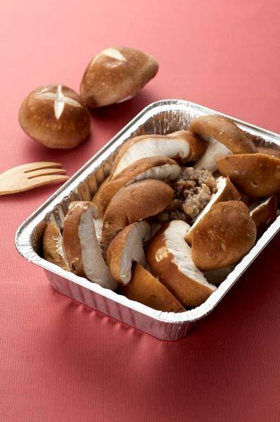 香菇肉燥盒